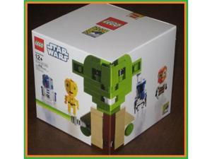 Lego Star Wars Comic Con Exclusive 2010 Cube Dude Limited Edition of 2000 - 416 Pieces