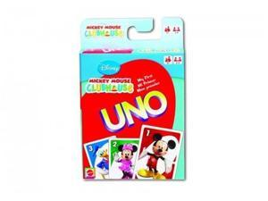 Disney Mickey Mouse Clubhouse Uno Card Game