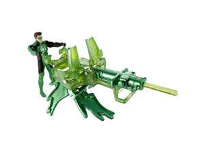 Green Lantern Battle Shifters Blade Attack Hal Jordan Figure