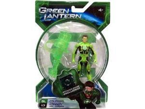 Green Lantern Movie GL 17 Colossal Cannon Hal Jordan Figure