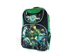 Green lantern Backpack - Full Size Green Lantern School Backpack