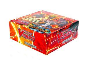 Cardfight! Vanguard Onslaught of the Dragon Souls English Edition Booster Box