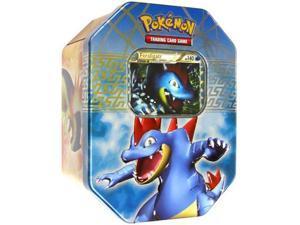 Pokemon TCG HeartGold SoulSIlver 2010 Feraligatr Collectible Tin