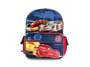 "Disney Pixar Cars 2 - 16"" Large Backpack"