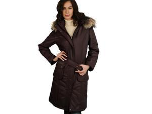 Jessie G. Women's Thinsulate Filled Long Hooded Parka Coat