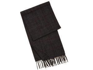 Sandals Cay Men's Plaid Pure Cashmere Scarf