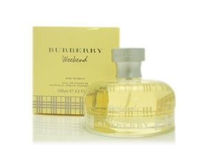 Burberry Weekend by Burberry, 3.4 oz Eau De Parfum Spray, women. (Week end)