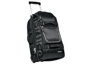 Ogio Pull Through Rolling Carry On (Black)