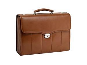 Mcklein North Park Leather Executive Briefcase