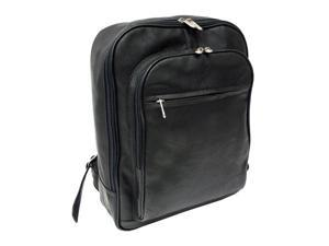 Piel Leather Front Pocket Computer Backpack