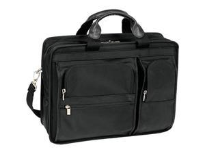 McKlein Hubbard Nylon Double Compartment Case