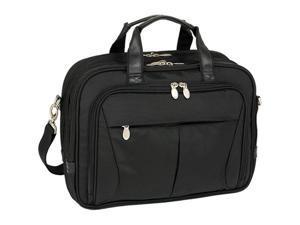 McKlein Pearson Nylon Expandable Briefcase