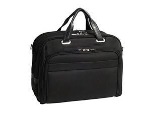 "Mcklein Springfield Nylon Checkpoint-Friendly 17"" Laptop Case"