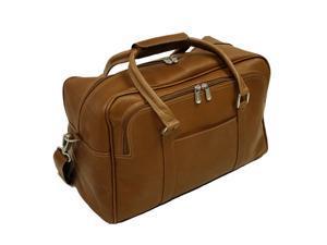 Piel Leather Mini Carry On (Saddle)