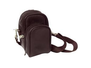 Piel Leather Camera Bag (Chocolate)