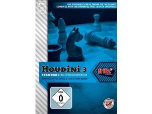 Houdini 3 Chess Engine Software