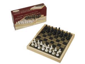 Travel Magnetic Wooden Chess Set