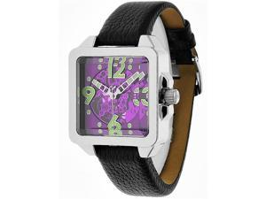 Android Galactopus 40 Skeleton Automatic Watch with a Beveled Crystal AD533APU