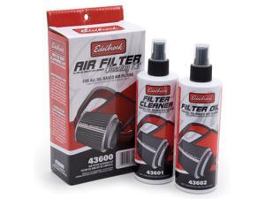 Edelbrock 43600 Air Filter Cleaning Kit
