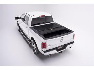 BAK Industries 772505 BAKFlip F1 Hard Folding Truck Bed Cover Fits 05-15 Titan