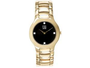 ESQ by Movado Men's 7301190 Verve Diamond Accented Gold-Tone Watch - OEM