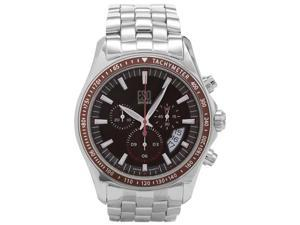 ESQ by Movado Mens Chronograph Stainless Steel Watch 7301312 - OEM