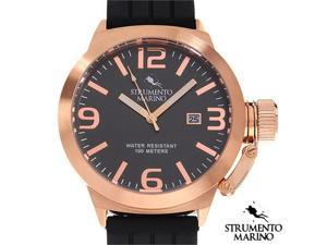 STRUMENTO MARINO SM047RRG/BK Men's Watch