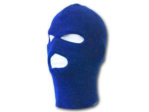 3 Hole Winter Ski Mask- Royal Blue