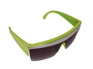 Unique Lady Gaga Just Dance 80's Inspired Sunglasses- Lime