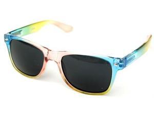 Wayfarer Inspired Rainbow Sunglasses