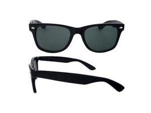 Blues Brothers Wayfarer Sun Glasses - Black