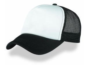 Vintage 2 Tone Trucker Cap Hat
