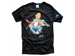 Super Barack Obama T-Shirt, L