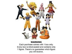 "Chozokei Soul DragonBall Z Vol. #10 (One ~2"" figure in randomly selected blind b"