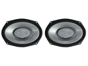 "INFINITY REF9633CF 6x9"" 300W Car 3 Way Audio Speakers"