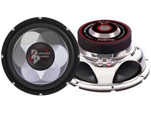 "2) PYRAMID PW677X 600W 6.5"" Car Audio Subs/Subwoofers/Woofers"