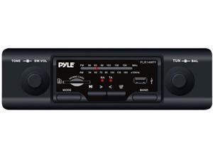 PYLE PLR14MPF USB/SD/MP3 AUX Car In Dash Receiver AM/FM
