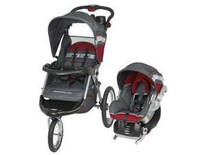 Baby Trend Expedition ELX Jogging Stroller And Car Seat Travel System