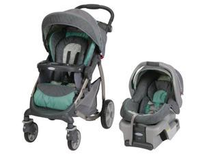 Graco Stylus Baby Stroller & SnugRide 30 Infant Car Seat Travel System - Winslet