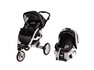 Graco Trekko Stroller & SnugRide 30 Car Seat Travel System - Metropolis