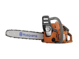 "HUSQVARNA 235E 14"" 34cc Gas Powered Chain Saw Chainsaw - MANUFACTURER REFURBISHED"