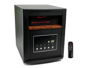 LifeSmart LS-4P1500-HOM 1500W LED Portable Infrared Heater