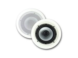 "VM Audio 6.5"" 300W 2-Way In-Ceiling/Wall Surround Speakers (Pair) 