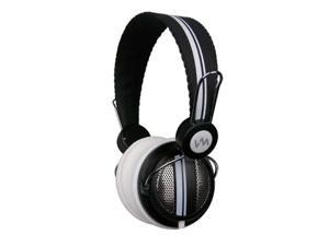 VM Audio Shaker SRHP5 Stereo Over-Ear DJ Headphones (Black)