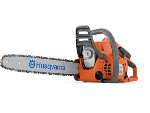 "Husqvarna 235 16"" 34cc Gas Powered 2 Cycle Chain Saw X-Torq Chainsaw Orange"