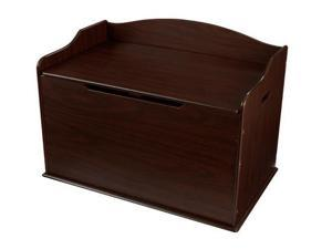 KidKraft Espresso Wooden Austin Toy Box