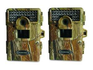2 MOULTRIE Game Spy M-100 IR Digital Trail Game Cameras