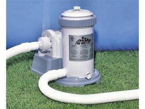 Intex 1500 GPH Easy Set Pool Filter Pump w/ Timer
