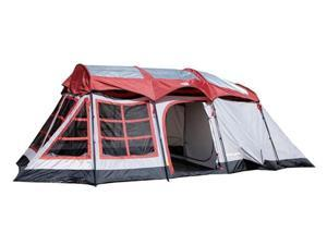 Tahoe Gear Glacier 14 Person 3-Season Family Cabin Tent
