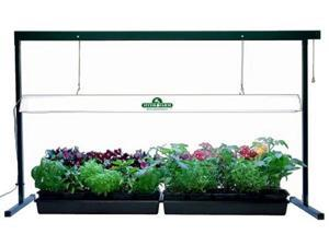 "HYDROFARM JSV4 48"" Jump Start Grow Light System 4 Ft"